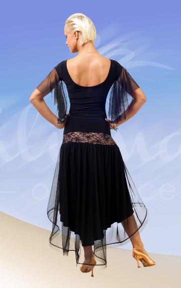 Блуза для танцев (БЛ №612)