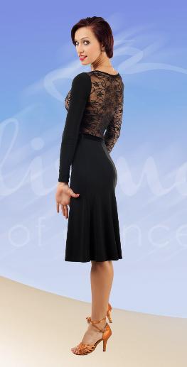 Платье для латины и аргентинского танго ПЛ690