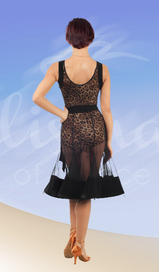 платье латина ПЛ693