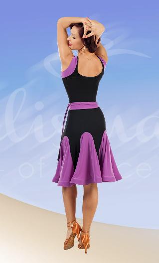 платье для танцев латина ПЛ694