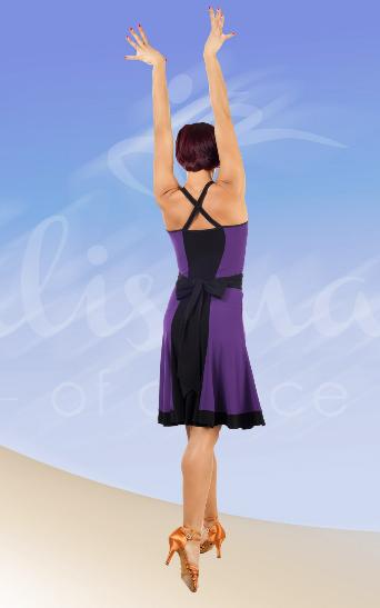 платья для танцев ПЛ695