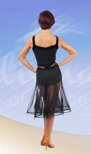 Платье латина ПЛ723