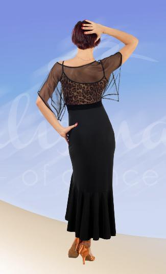 платье для латины и стандарта ПЛ734
