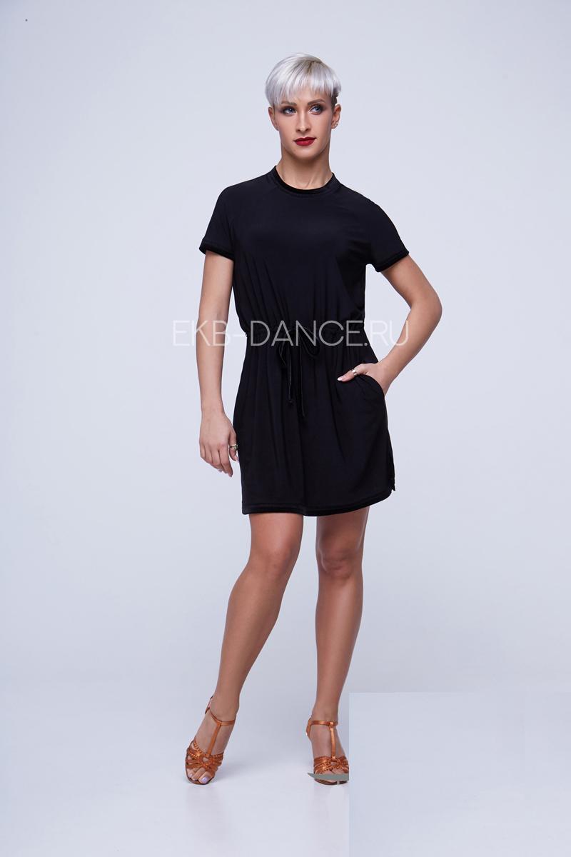 Платье-туника для танцев (ПЛ 944)