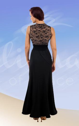 платье для стандарта ПС683