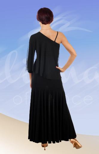 платье для стандарта ПС686