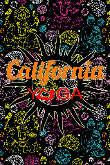 Леггинсы Калифорния Ganesha