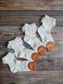 Носки с рюшами
