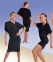 Платье. Низ-драпировка на шнурках. (ПЛ №253)