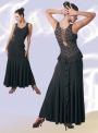 """Платье """"стандарт"""" с гипюровой спинкой (ПС №220)"""