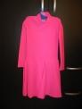 Платье рейтинговое 2.91, розовое
