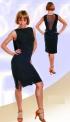 Платье латина (ПЛ №486)