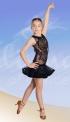 Платье для латины (ПЛ №645)