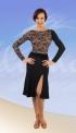 Платье латина (ПЛ №690)