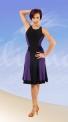 Платье латина (ПЛ №695)
