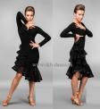 Платье латина (ПЛ 756)