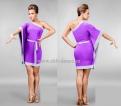 Платье фиолетовое (ПЛ 768)
