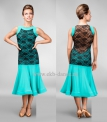 Платье стандарт мятного цвета (ПС 757)