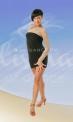 Платье латинское мини (ПЛ №399/1)