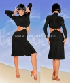 Платье латина (ПЛ 248)