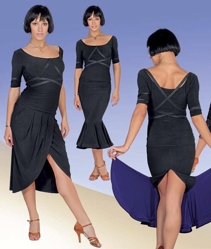 Одежда для танец танго