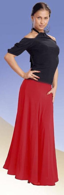 Красные юбки с доставкой
