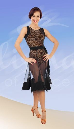 Модели для платья латины